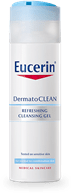 Eucerin DermatoCLEAN Refreshing Cleansing Gel