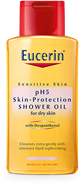 Eucerin pH5 Skin-Protection Shower Oil
