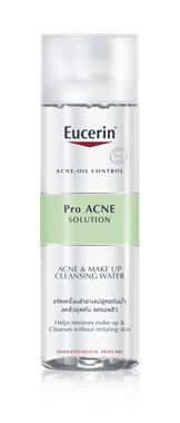 micellar water for acne